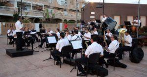 Banda Municipal @ Parque de Las Almadrabillas. | Almería | Andalucía | España