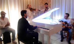 Diego Valdivia 'Piano flamenco' @ Plaza Mayor de El Ejido, | El Ejido | Andalucía | España