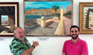 Frank Barry, 'Rincones de Almería Mediterránea'