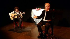 Galbana y Fernández homenajean a Rafael de León @ Alcazaba de Almería, C/ Almánzar s/n. | Almería | Andalucía | España