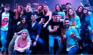 Operación Triunfo 2017 @ Recinto de conciertos del Ferial. | Vega de Aca | Andalucía | España